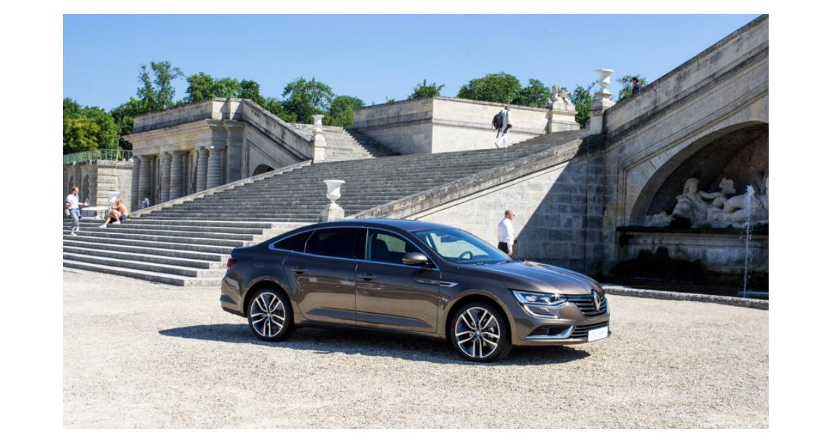 Renault Talisman : testée et approuvée par Daimler !
