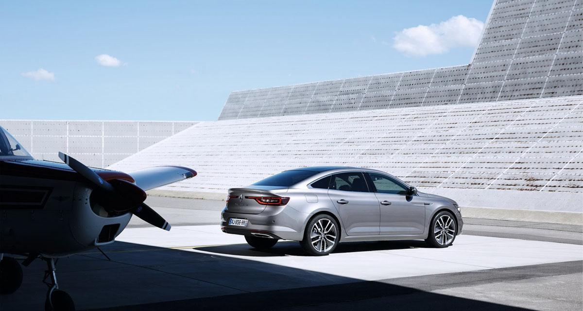 Renault Talisman : la présentation en direct
