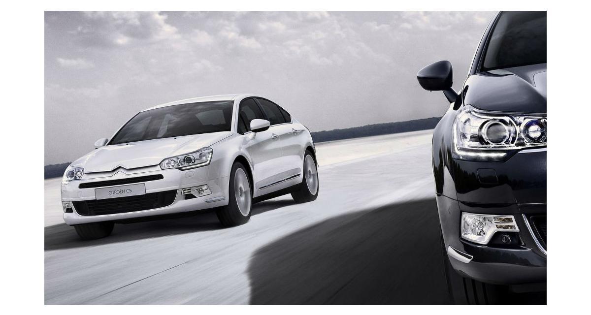 Citroën : Bye bye la suspension hydropneumatique !