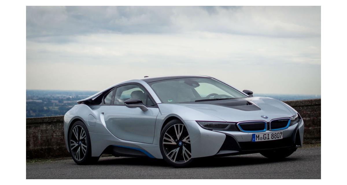 Moteur de l'année : la BMW i8 sacrée, PSA à l'honneur