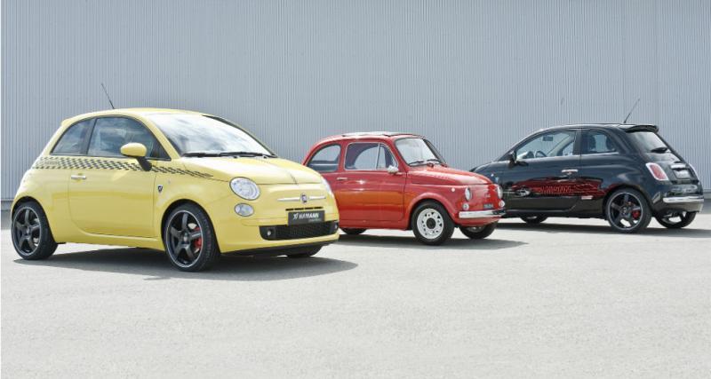 Nouvelle Fiat 500 : c'est pour le 4 juillet