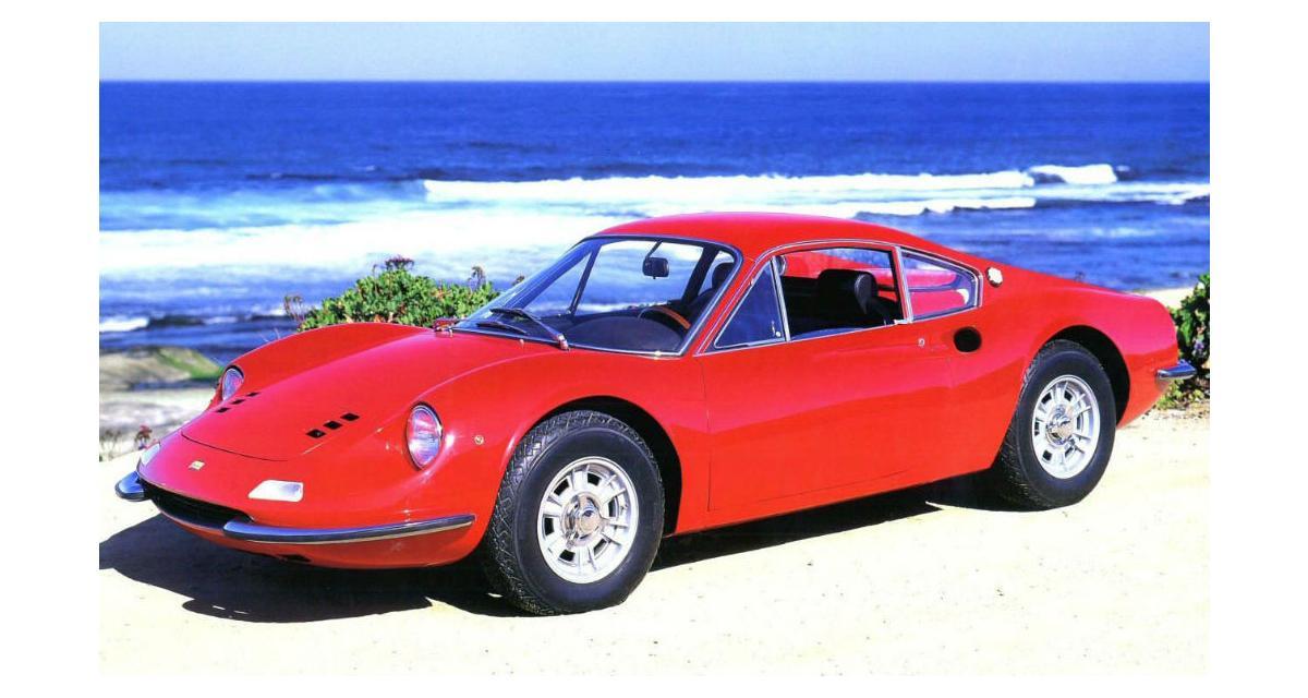 Ferrari: le retour de la Dino?