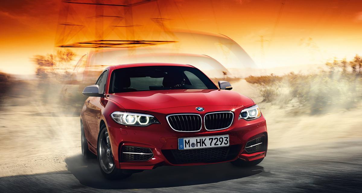 BMW Série 2: le Gran Coupé pour 2018