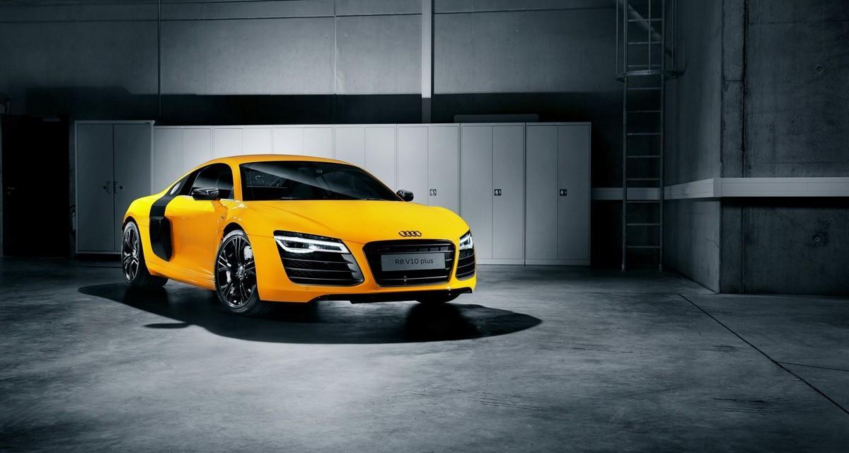 Audi R8 et Lamborghini Huracán: bientôt avec un 5 cylindres ?
