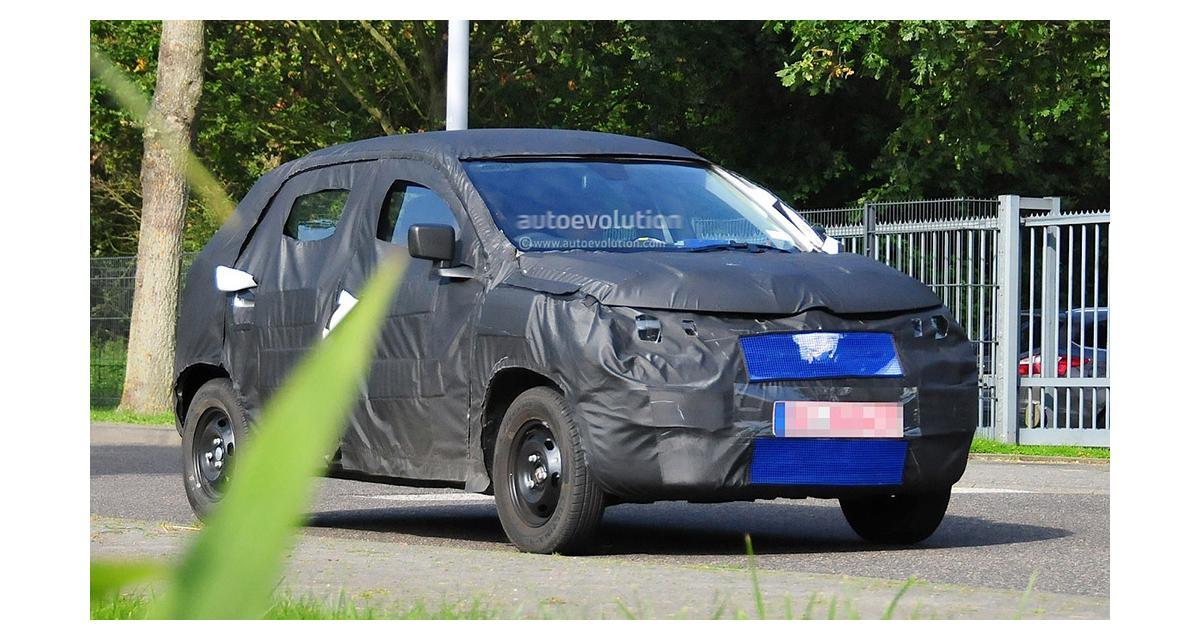 Dacia : la citadine à 5000 euros en approche