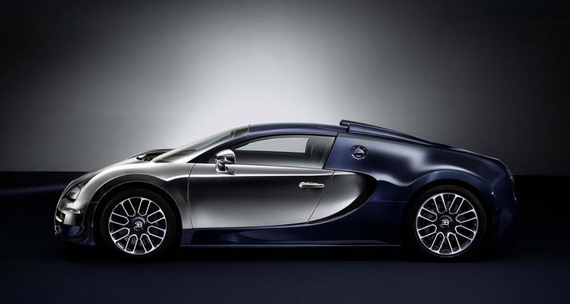 Bugatti Chiron : premières infos sur la remplaçante de la Veyron