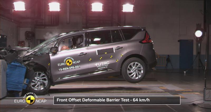 Renault Espace 5 : et si le vrai luxe, c'était la sécurité ?