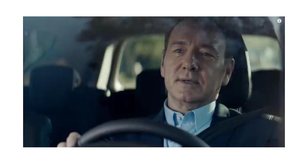 Renault Espace : la pub avec Kevin Spacey