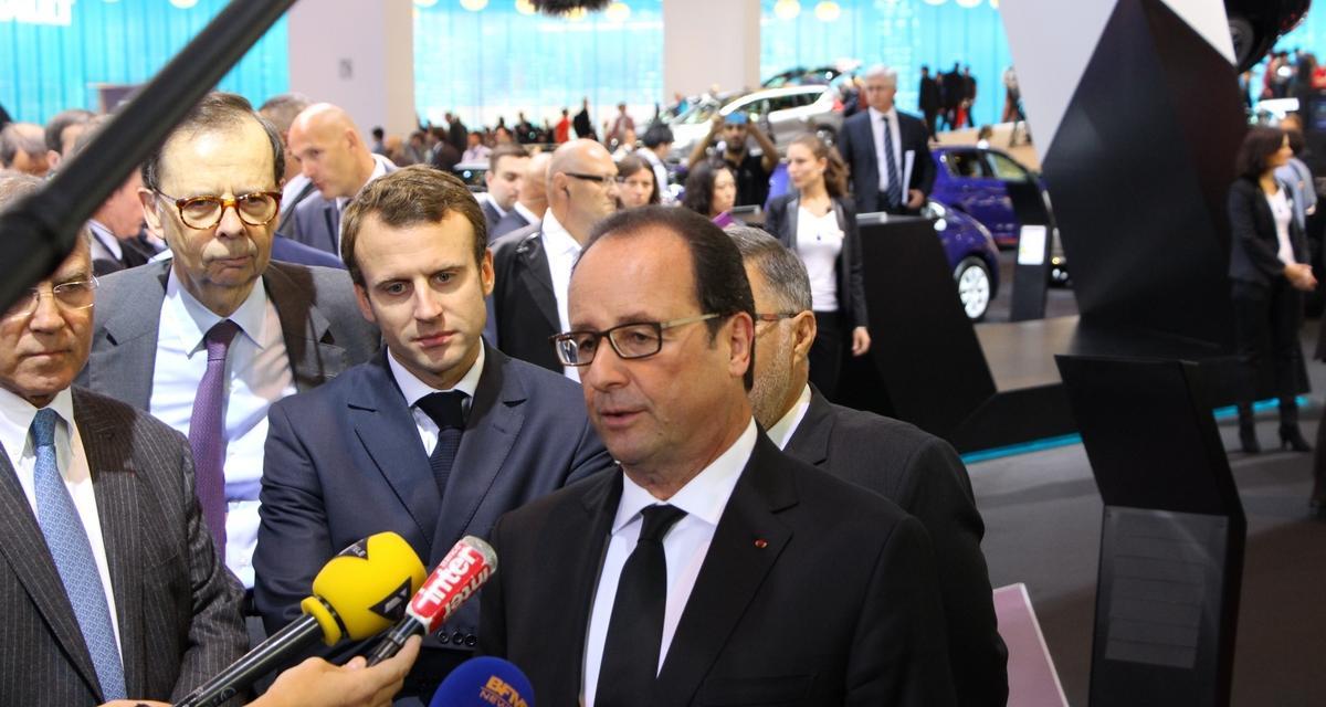Diesel : Hollande confirme la mise en place du superbonus