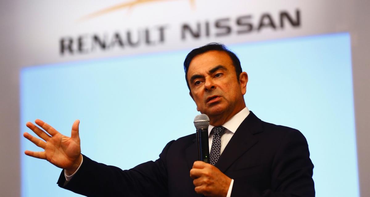 Carlos Ghosn triple son salaire chez Renault en 2014