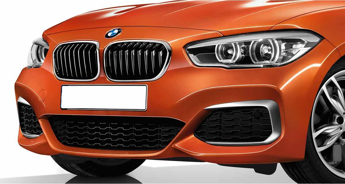 La future BMW Série 1 se déclinerait en berline