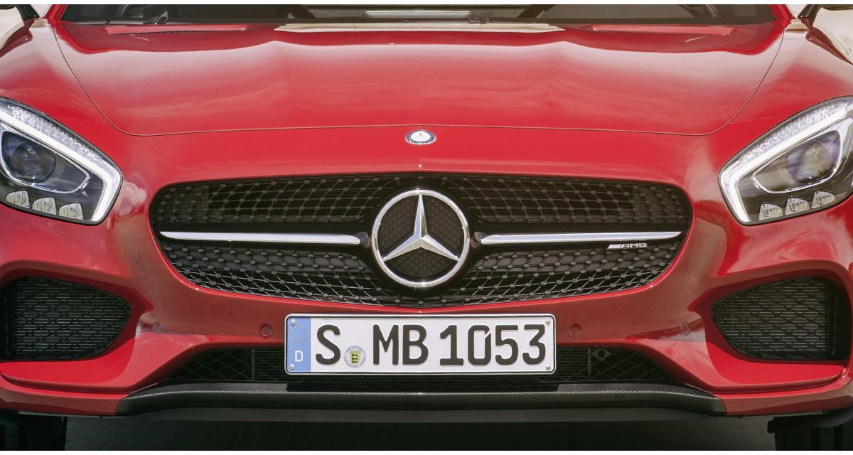 Mercedes : un concurrent de l'Audi TT en projet