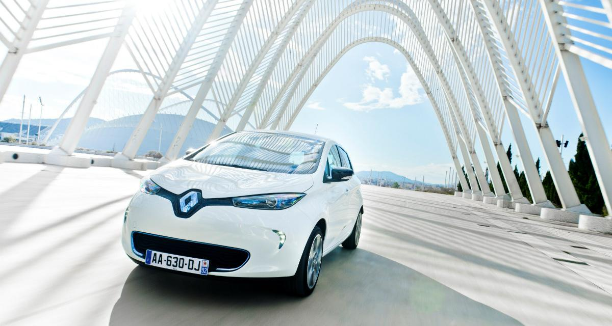 renault zoe et nissan leaf une autonomie doubl e pour 2017. Black Bedroom Furniture Sets. Home Design Ideas