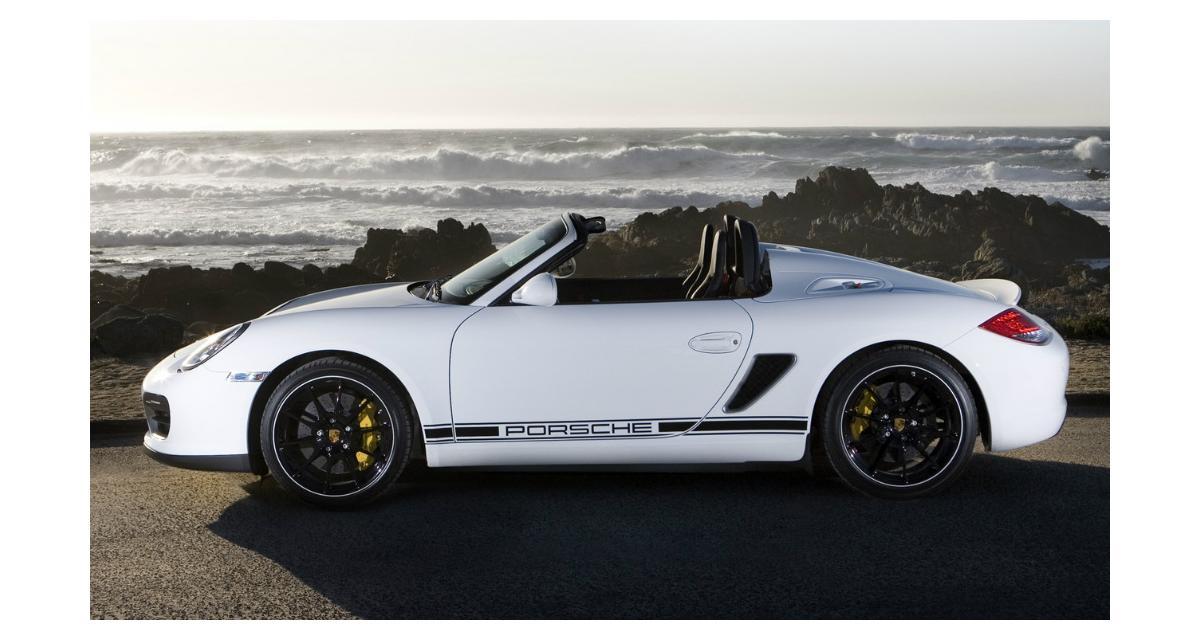 Porsche Boxster : une variante Club Sport en préparation ?