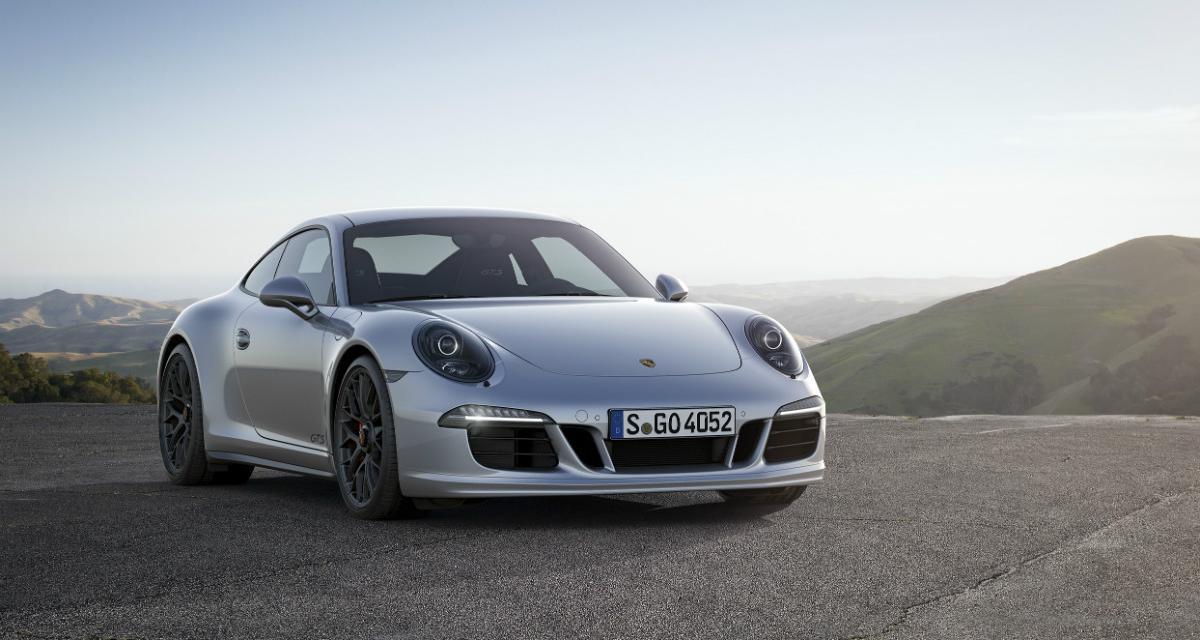 La Porsche 911 bientôt à l'heure du turbo