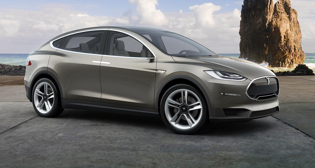 Tesla Model X : la version Performance 85 confirmée