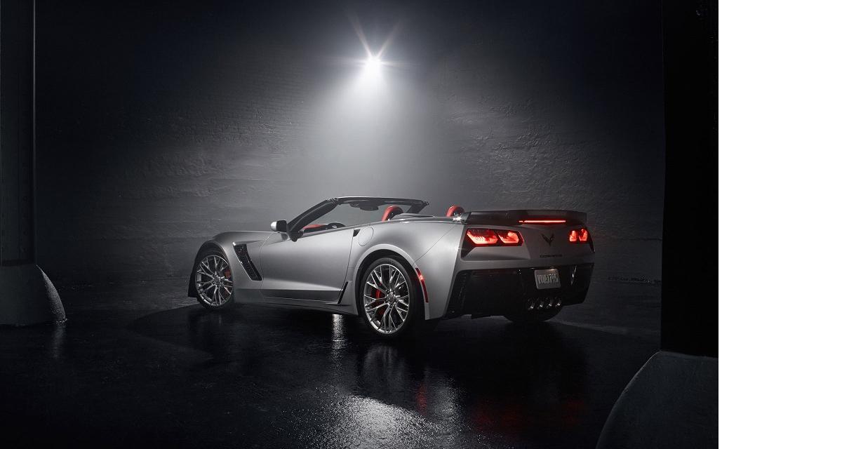 La prochaine Chevrolet Corvette dotée d'un moteur central arrière ?