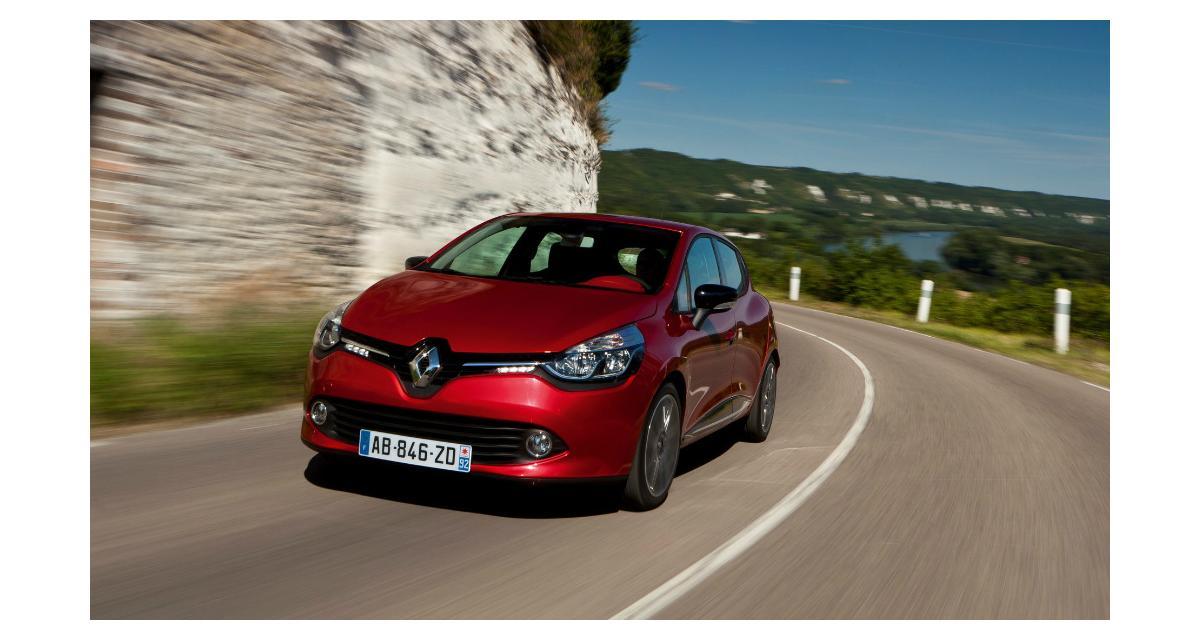 Top 10 des ventes : Clio, 208 et Captur en tête pour 2014
