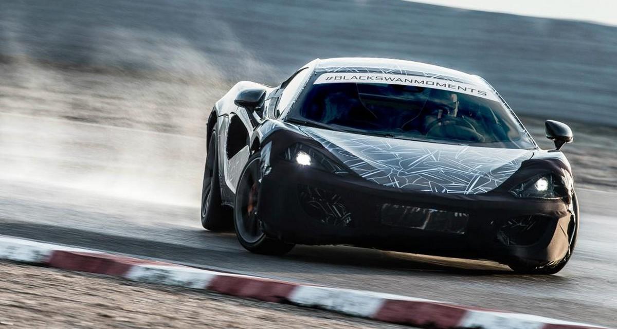 "McLaren Sport Series : ""bien au-dessus"" des 500 chevaux"