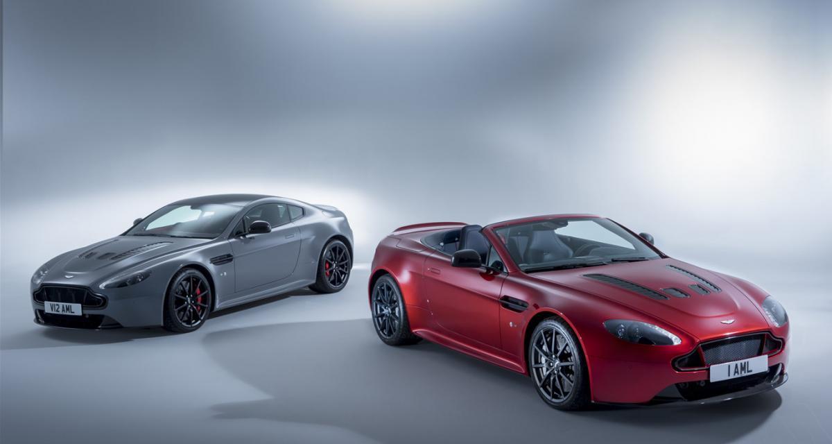 Aston Martin : des sièges chauffants un peu trop efficaces