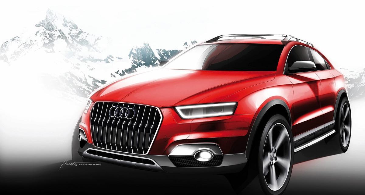 Audi Q1 : un futur petit SUV avec des versions S et RS