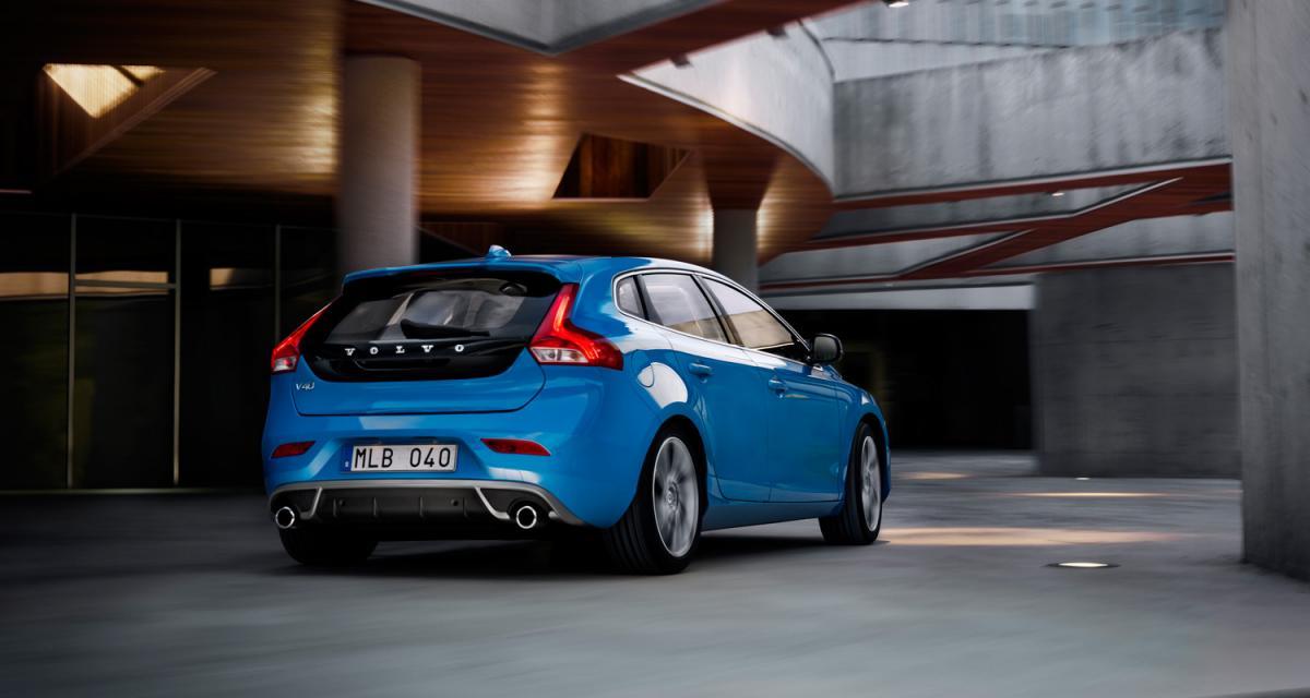 Volvo prépare un nouveau trois cylindres