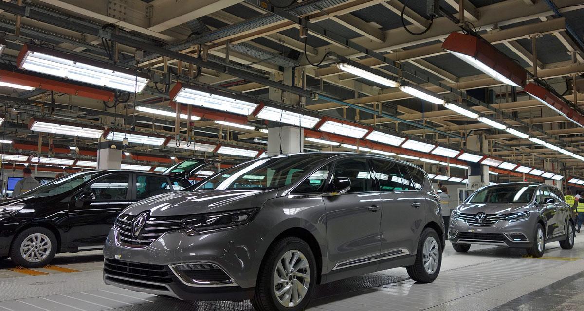 Nouveau Renault Espace : la qualité en maître-mot