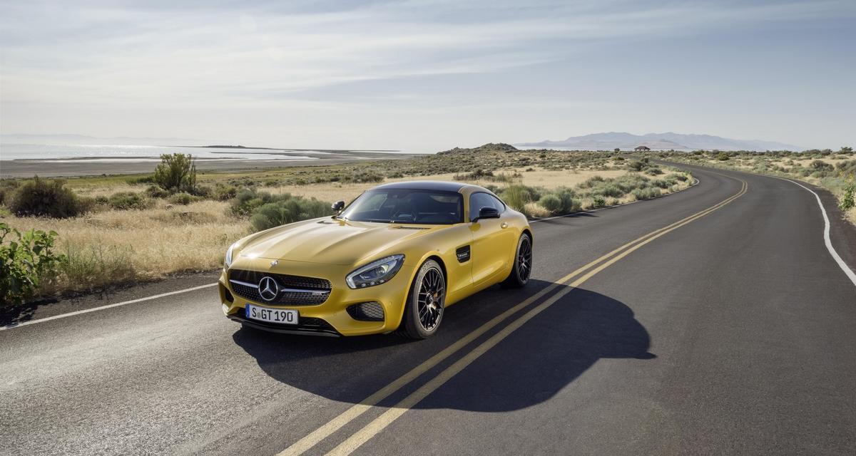 Mercedes-AMG bat des records