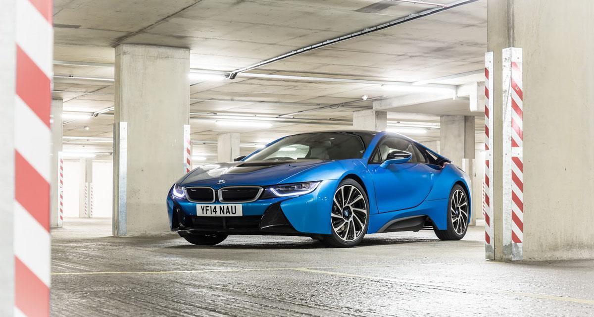 BMW i8 : bientôt une version S de plus de 500 ch ?