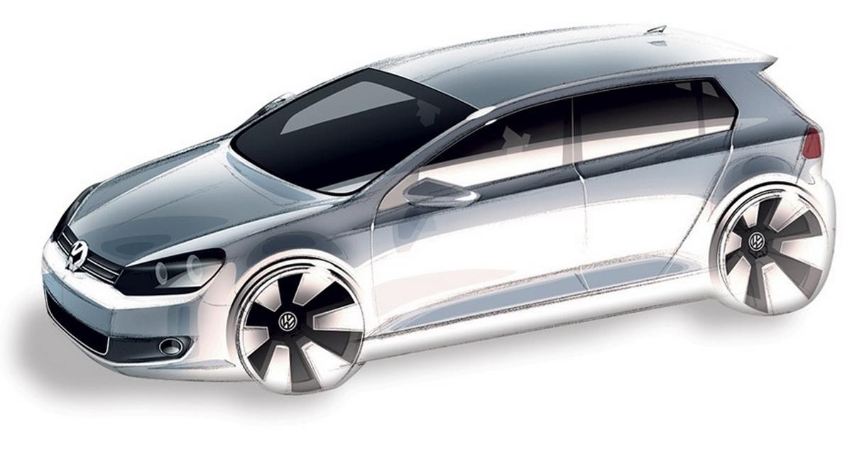 Future Volkswagen Golf : boîte DSG10 et 2.0 TDI de 240 ch ?