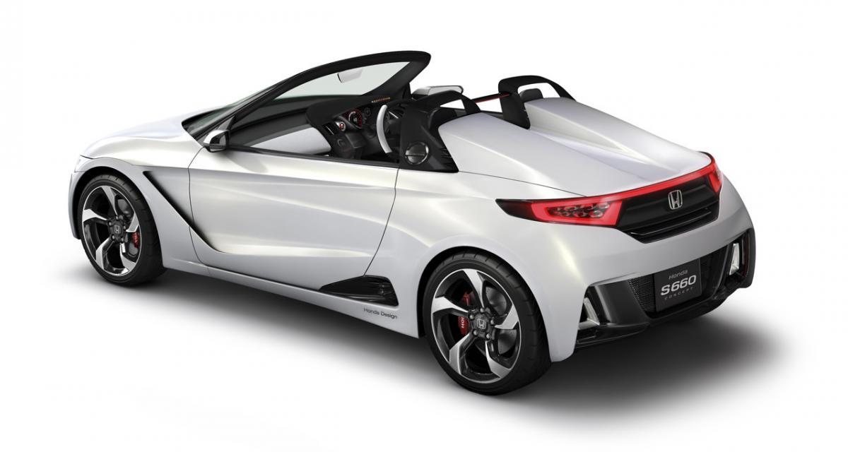 Honda S660 : vers une version S1000 pour l'Europe