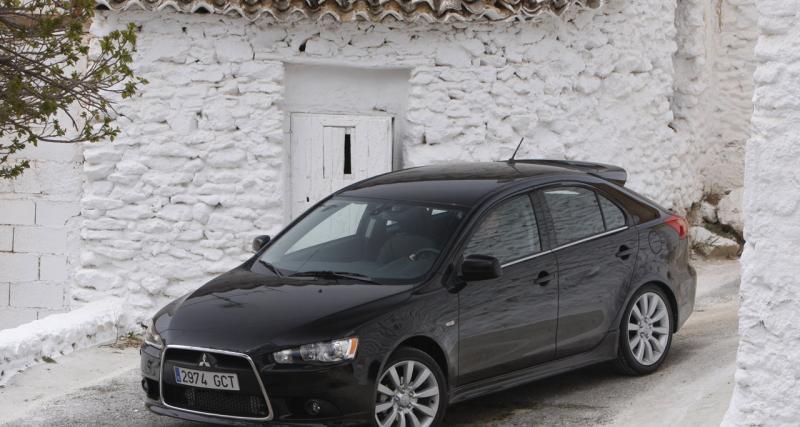 Mitsubishi Lancer : une remplaçante sur base de Renault ?