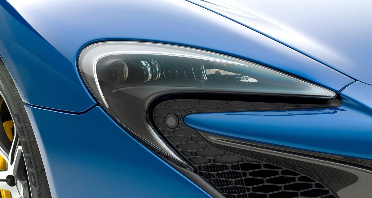 McLaren Sport Series : un tout nouveau modèle pour 2015