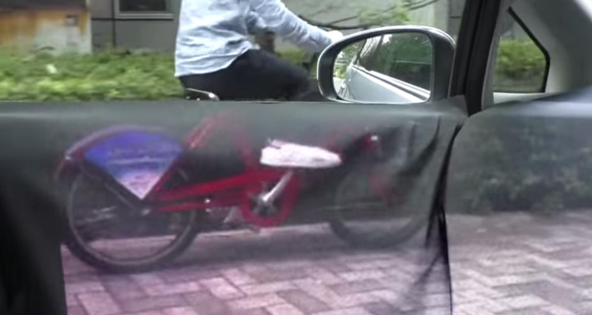 La voiture transparente existe