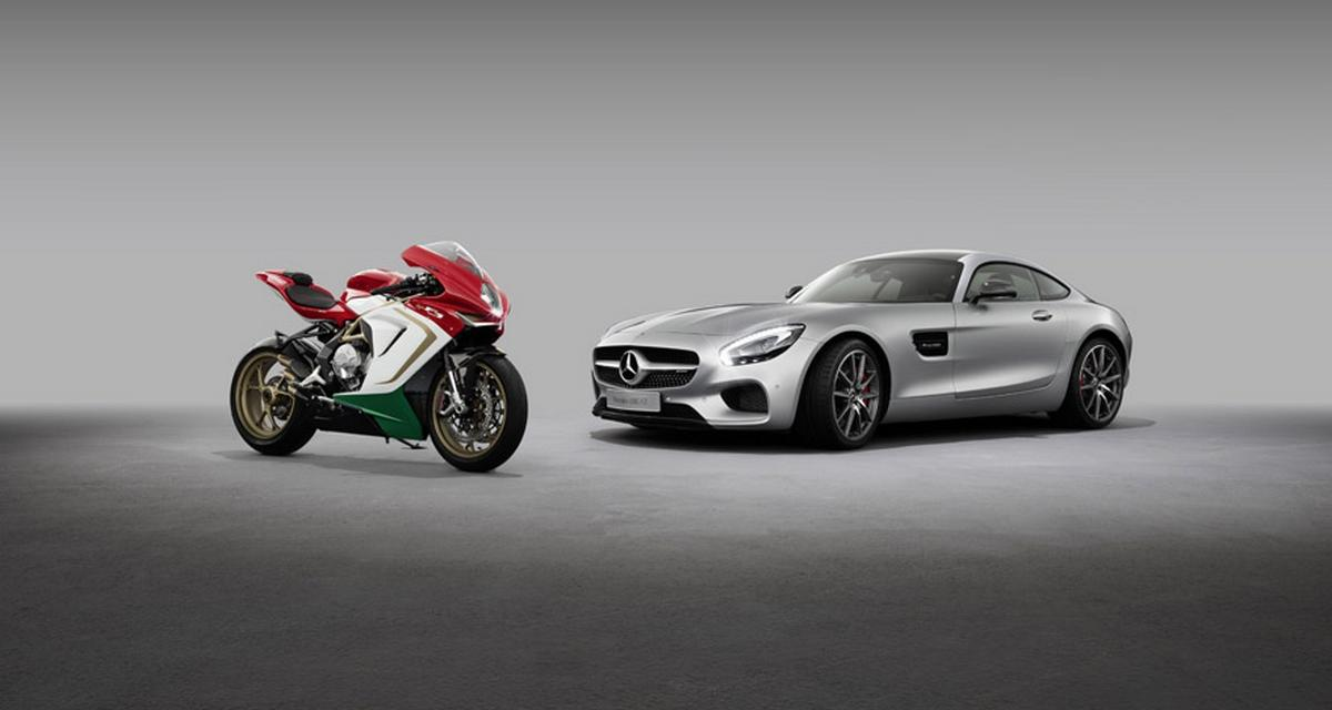 Mercedes-AMG et MV Agusta : le mariage est officiel