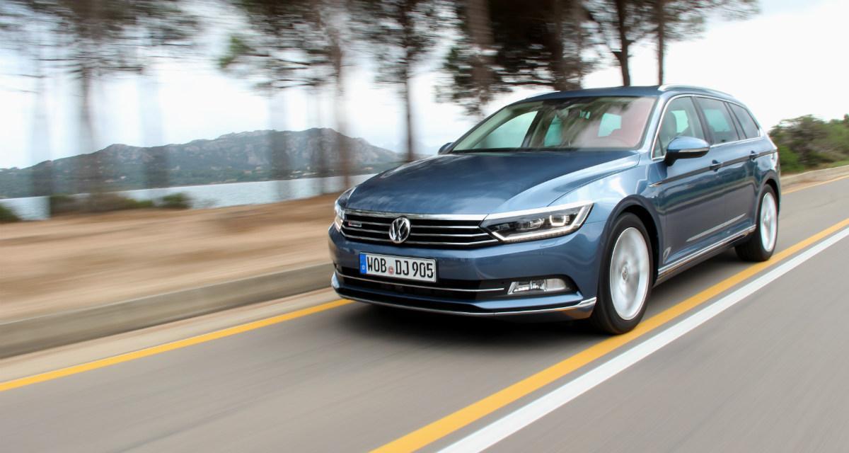 Volkswagen en net progrès au troisième trimestre
