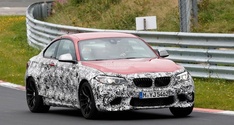 BMW M2 : 400 ch pour la petite M ?