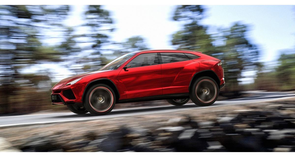Le Lamborghini Urus de nouveau menacé
