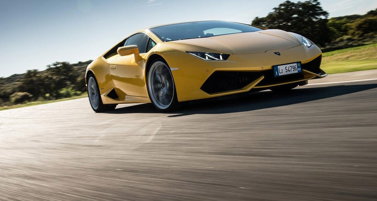 3 000 Lamborghini Huracan vendues en 10 mois