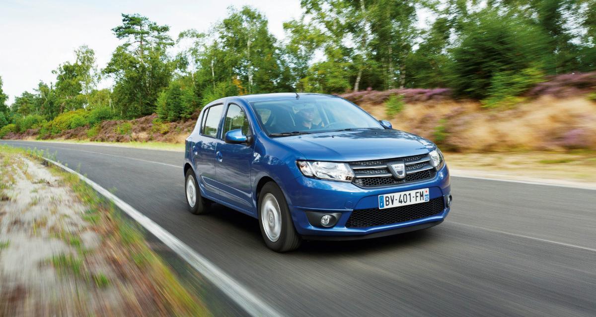 Dacia : 3 millions de véhicules vendus en 10 ans