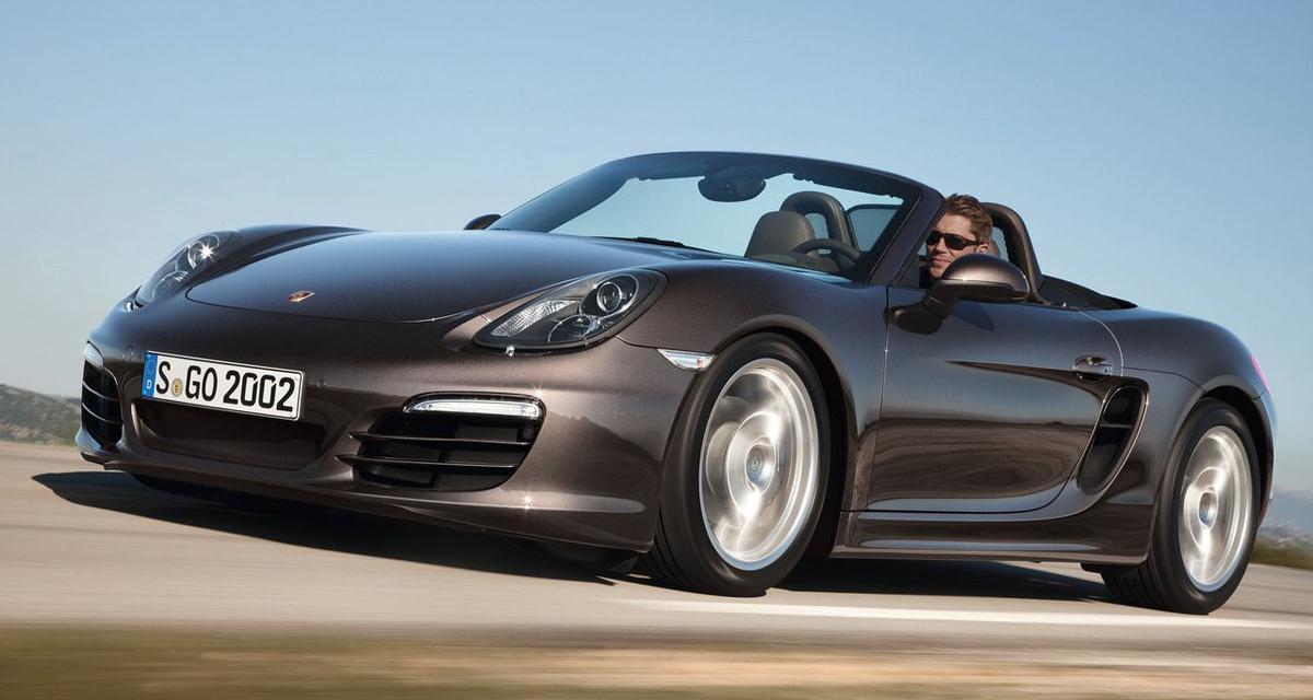 Porsche : toujours pas de petit frère pour le Boxster