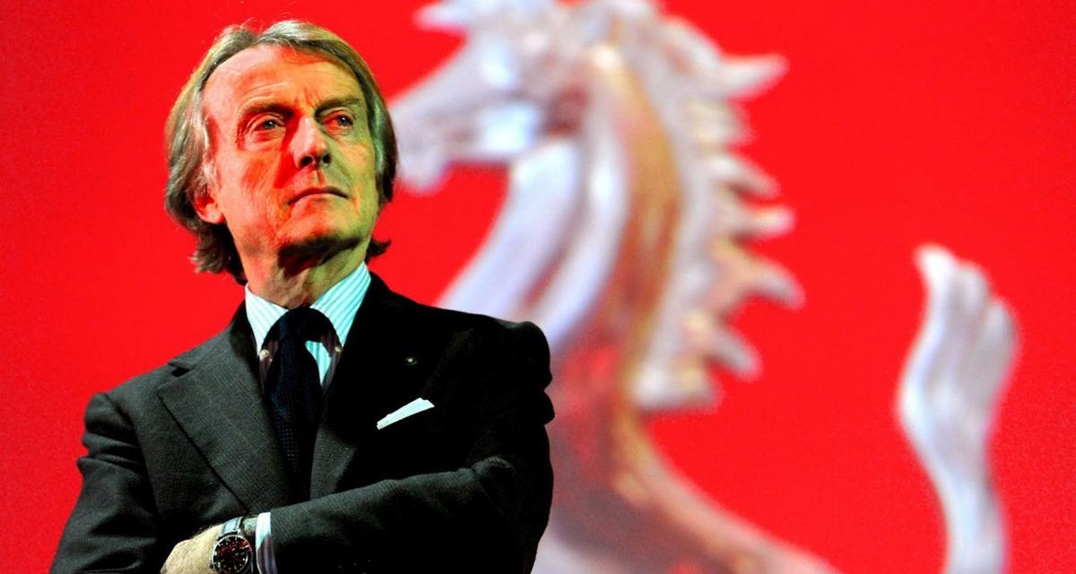 Montezemolo quitte Ferrari