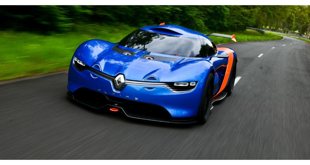 Alpine : une future gamme de sportives ?
