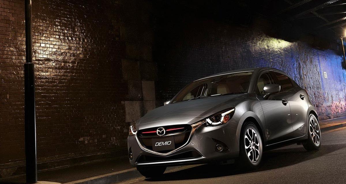 Mazda2 : une version MPS dans les cartons