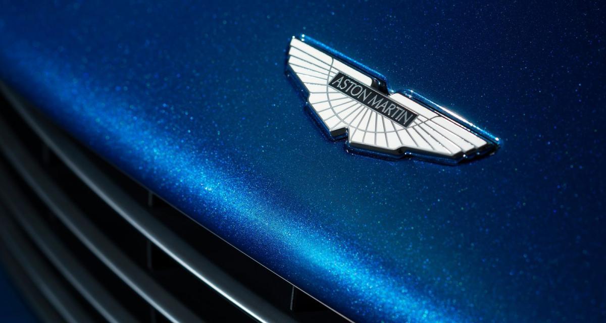 Future Aston Martin DB : le V8 biturbo AMG de 510 ch sous le capot ?