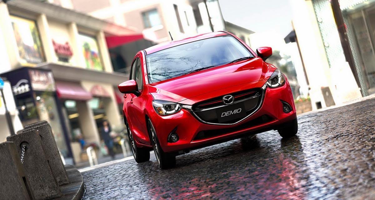 Un crossover dérivé de la Mazda2 pour 2016 ?
