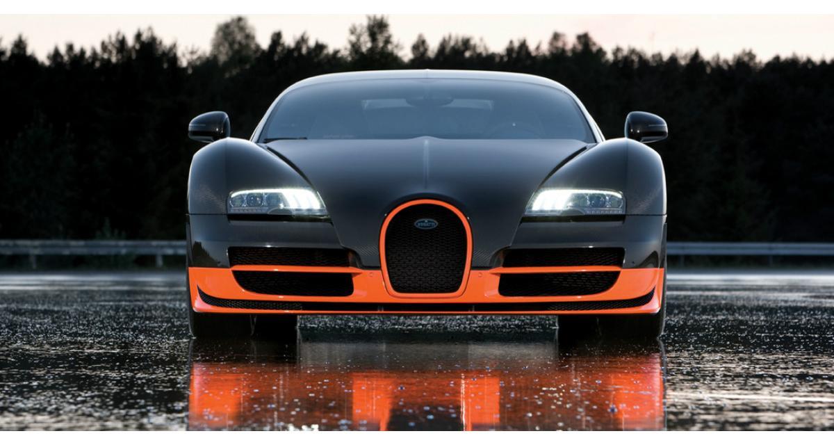 veyron : 1500 ch et 460 km/h pour la remplaçante ?