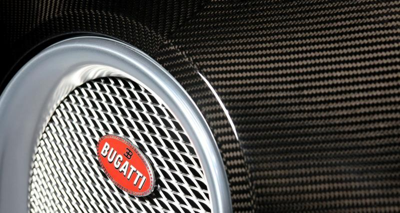 Une toute nouvelle Bugatti en 2016