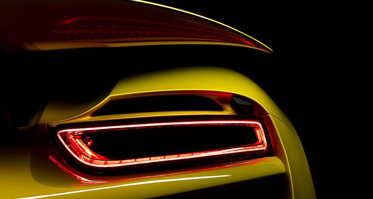 Porsche : une berlinette à moteur flat-8 dans les tuyaux ?