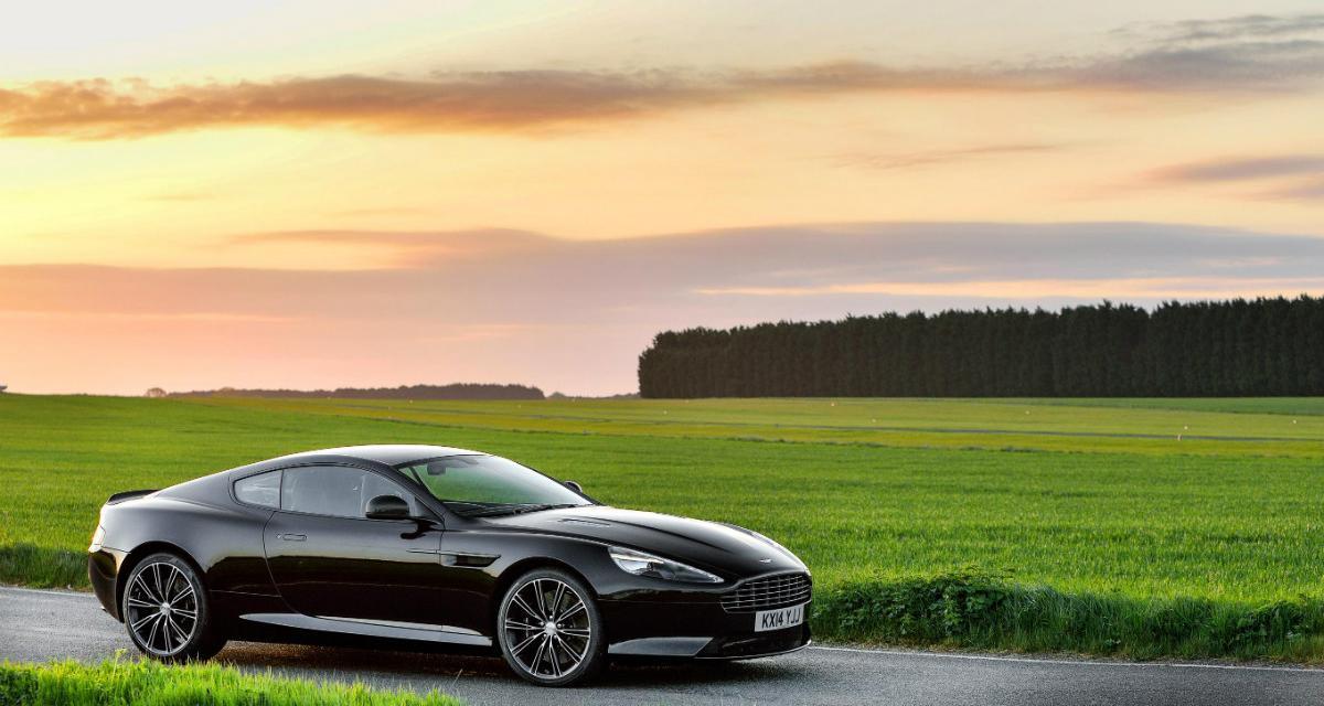 Aston Martin investit et prépare l'avenir